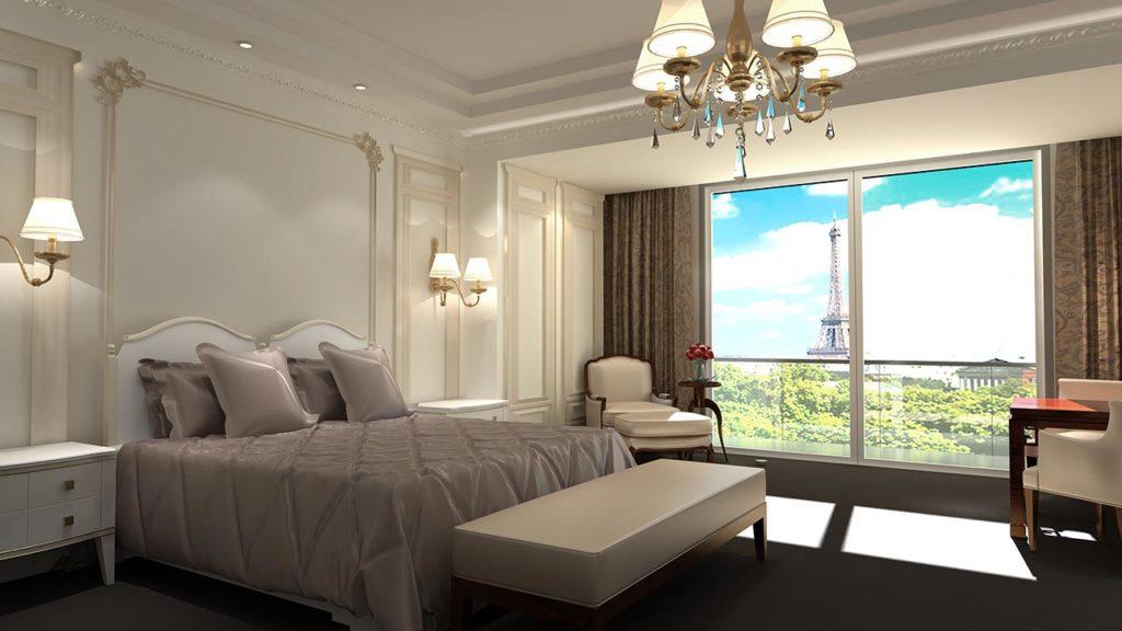 Rénovation de chambre sur Paris 20