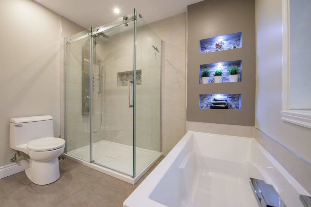 Rénovation salle de bain Paris 20